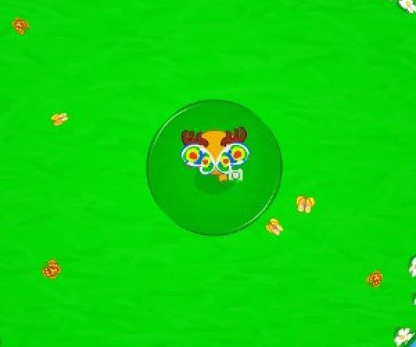 онлайн игра смешарики Бабочка