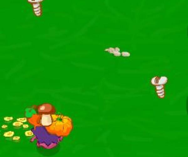 онлайн игра смешарики Запасы Ежика