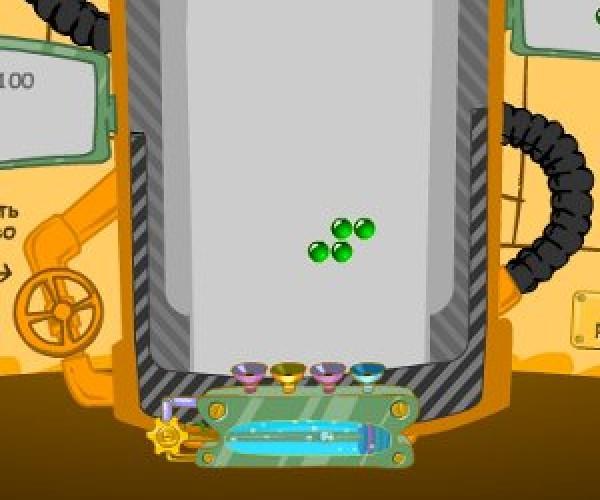 онлайн игра смешарики Тетрис Пина